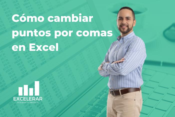 De esta forma puedes cambiar puntos por coma en tus cifras de dinero en una hoja de Excel mucho más rápido y fácil para trabajarlo en dólares o en otra moneda local.